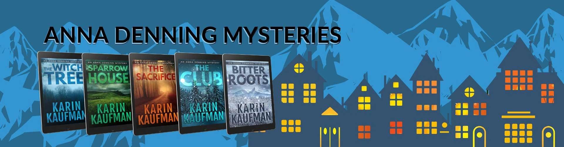 Anna Denning Mysteries