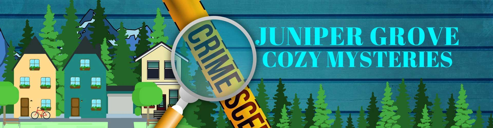 Juniper Grove - Cozy Mysteries