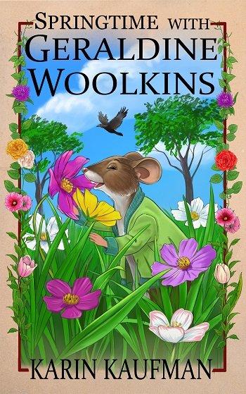 Springtime with Geraldine Woolkins